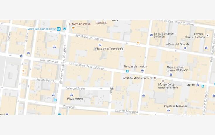 Foto de departamento en venta en  8, centro (área 2), cuauhtémoc, distrito federal, 1574130 No. 04