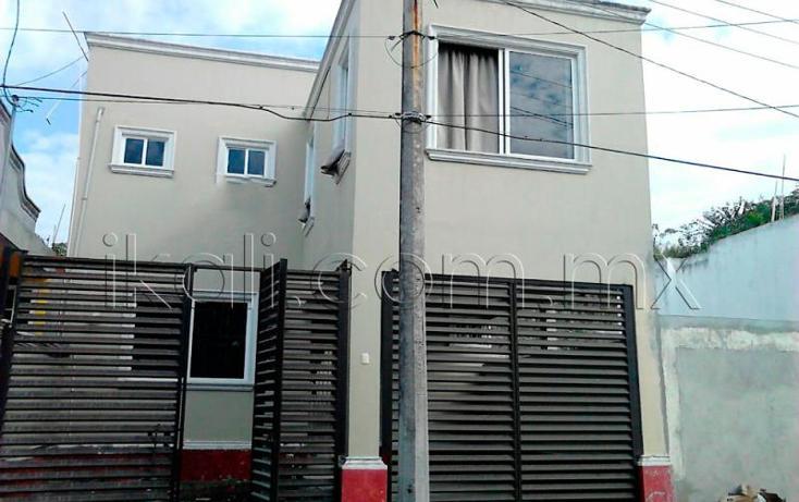 Foto de casa en venta en  8, circulo michoacano, poza rica de hidalgo, veracruz de ignacio de la llave, 1641094 No. 01