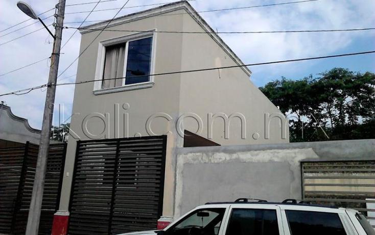 Foto de casa en venta en  8, circulo michoacano, poza rica de hidalgo, veracruz de ignacio de la llave, 1641094 No. 02