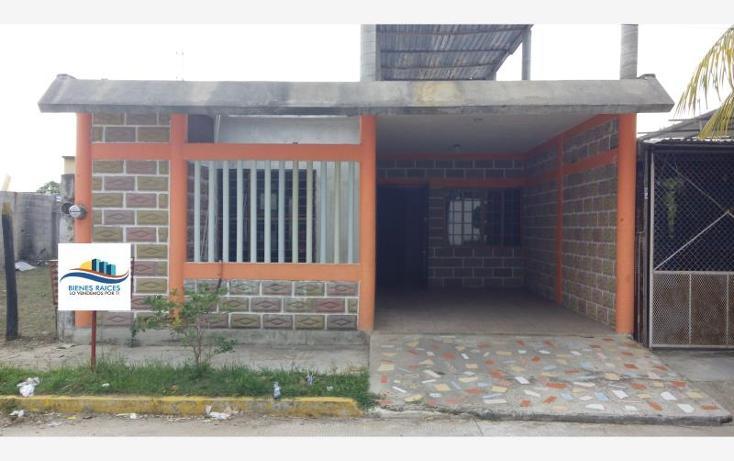 Foto de casa en renta en  8, cunduacan centro, cunduacán, tabasco, 2039870 No. 01