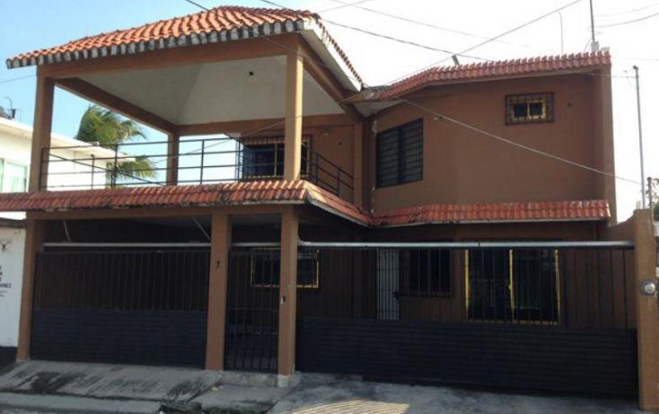 Foto de casa en venta en, 8 de marzo, boca del río, veracruz, 1538804 no 01