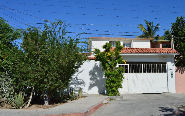 Foto de casa en venta en  , 8 de octubre 2a sección, la paz, baja california sur, 1550096 No. 01
