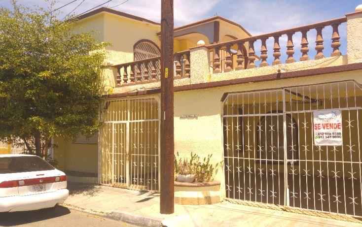 Foto de casa en venta en, 8 de octubre 2a sección, la paz, baja california sur, 1773626 no 01