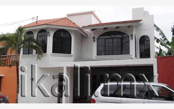 Foto de casa en venta en  8, del valle, tuxpan, veracruz de ignacio de la llave, 582344 No. 01