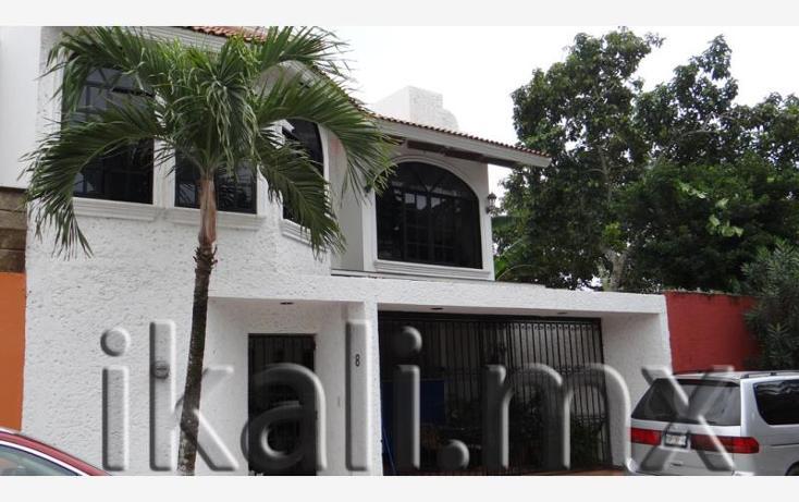 Foto de casa en venta en  8, del valle, tuxpan, veracruz de ignacio de la llave, 582344 No. 02
