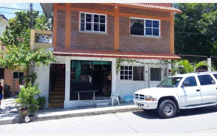 Foto de casa en venta en  8, el esfuerzo, tuxpan, veracruz de ignacio de la llave, 1060653 No. 01