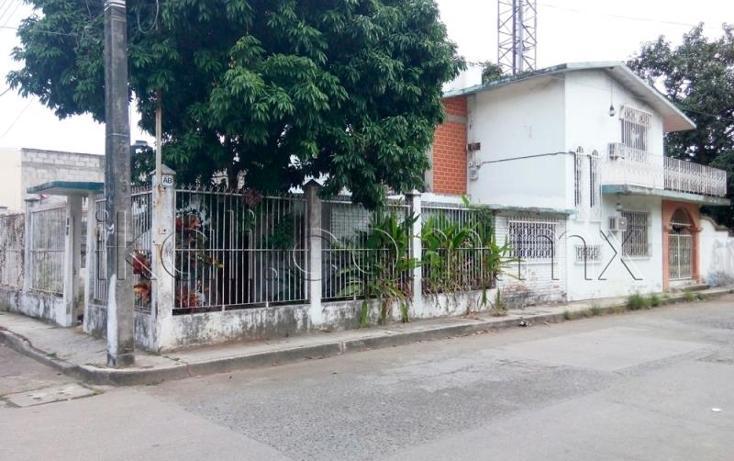 Foto de casa en venta en  8, electricistas, tuxpan, veracruz de ignacio de la llave, 1730794 No. 01