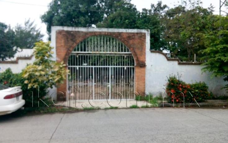 Foto de casa en venta en  8, electricistas, tuxpan, veracruz de ignacio de la llave, 1730794 No. 07