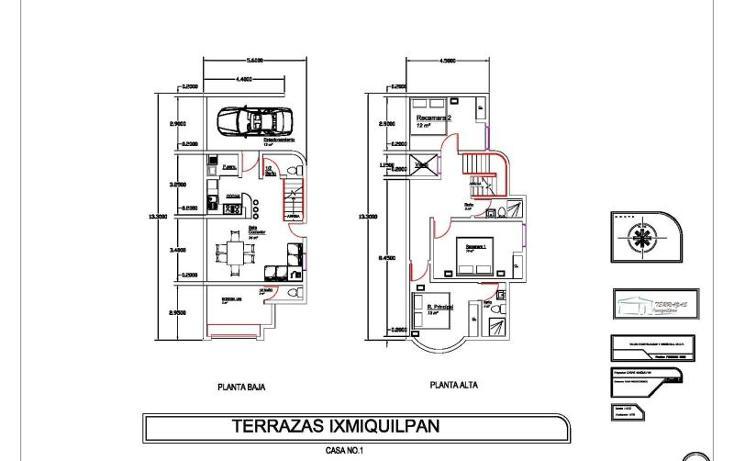 Foto de casa en venta en  8, ixmiquilpan centro, ixmiquilpan, hidalgo, 1090511 No. 10