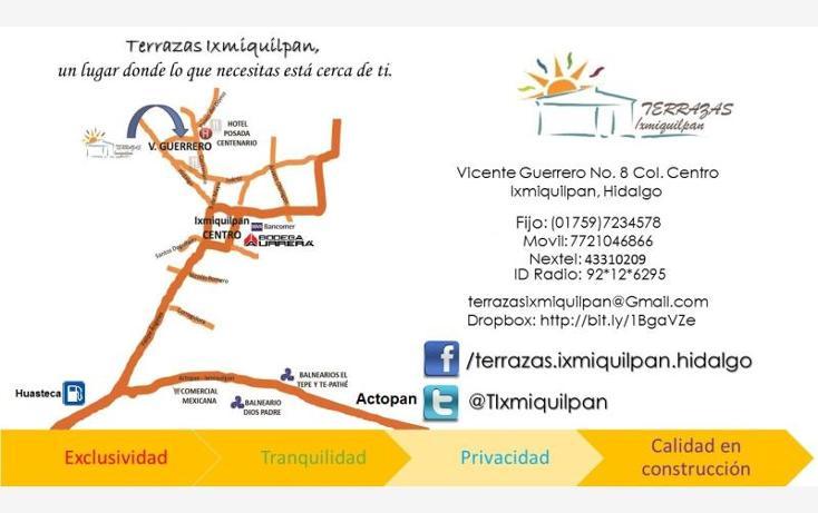 Foto de casa en venta en  8, ixmiquilpan centro, ixmiquilpan, hidalgo, 1090511 No. 17