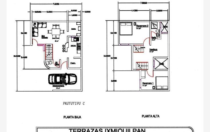 Foto de casa en renta en vicente guerrero 8, ixmiquilpan centro, ixmiquilpan, hidalgo, 2684943 No. 13