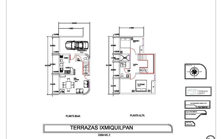 Foto de casa en venta en  8, ixmiquilpan centro, ixmiquilpan, hidalgo, 916927 No. 06