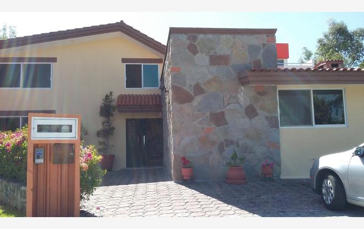 Foto de casa en venta en  8, la calera, puebla, puebla, 1535218 No. 01