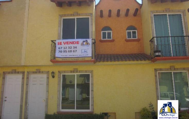 Foto de casa en venta en  8, la magdalena atlicpac, la paz, méxico, 1934304 No. 01