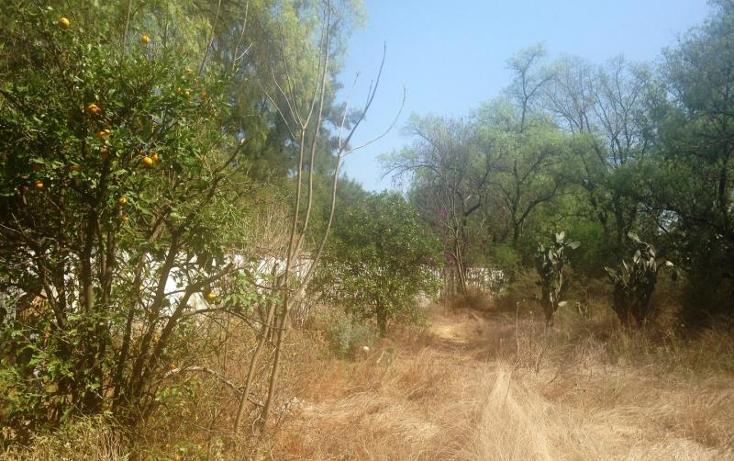 Foto de terreno habitacional en venta en  8, la magdalena, tequisquiapan, quer?taro, 1946916 No. 14