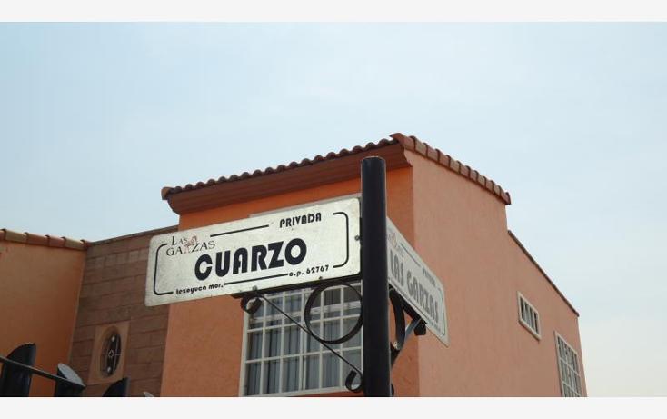 Foto de casa en venta en  8, las garzas, cuernavaca, morelos, 968297 No. 01
