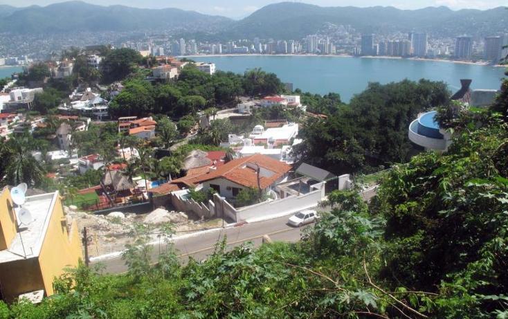 Foto de terreno habitacional en venta en  8, marina brisas, acapulco de juárez, guerrero, 1358391 No. 02