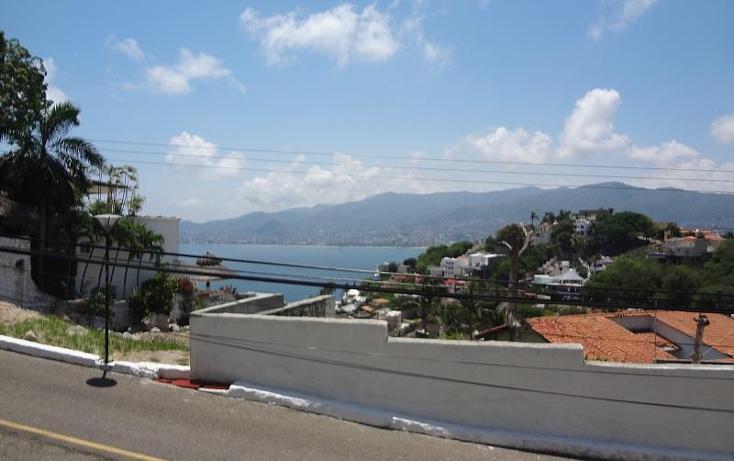 Foto de terreno habitacional en venta en  8, marina brisas, acapulco de juárez, guerrero, 1358391 No. 03
