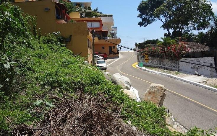 Foto de terreno habitacional en venta en  8, marina brisas, acapulco de juárez, guerrero, 1358391 No. 04