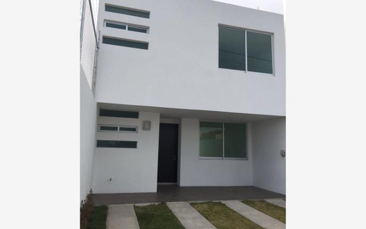 Foto de casa en renta en  8, morillotla, san andrés cholula, puebla, 1648540 No. 01