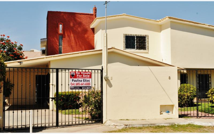 Foto de casa en venta en  8, palos prietos, mazatlán, sinaloa, 1686294 No. 01