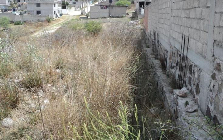 Foto de terreno habitacional en venta en  8, san josé, tula de allende, hidalgo, 1527464 No. 02