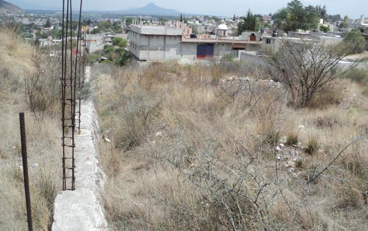 Foto de terreno habitacional en venta en  8, san josé, tula de allende, hidalgo, 1527464 No. 03