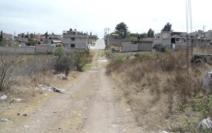 Foto de terreno habitacional en venta en  8, san josé, tula de allende, hidalgo, 1527464 No. 04