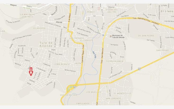 Foto de terreno habitacional en venta en  8, san josé, tula de allende, hidalgo, 1527464 No. 07