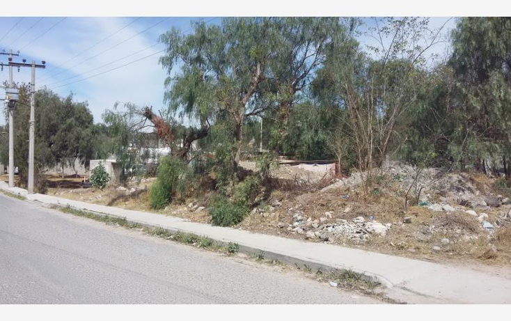 Foto de terreno habitacional en venta en  8, san pedro alpuyeca, tula de allende, hidalgo, 1670964 No. 01