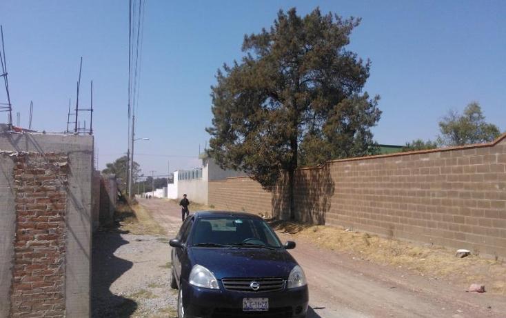 Foto de terreno habitacional en venta en  8, santa anita huiloac, apizaco, tlaxcala, 390729 No. 02