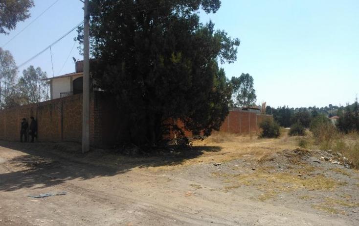 Foto de terreno habitacional en venta en  8, santa anita huiloac, apizaco, tlaxcala, 390729 No. 03