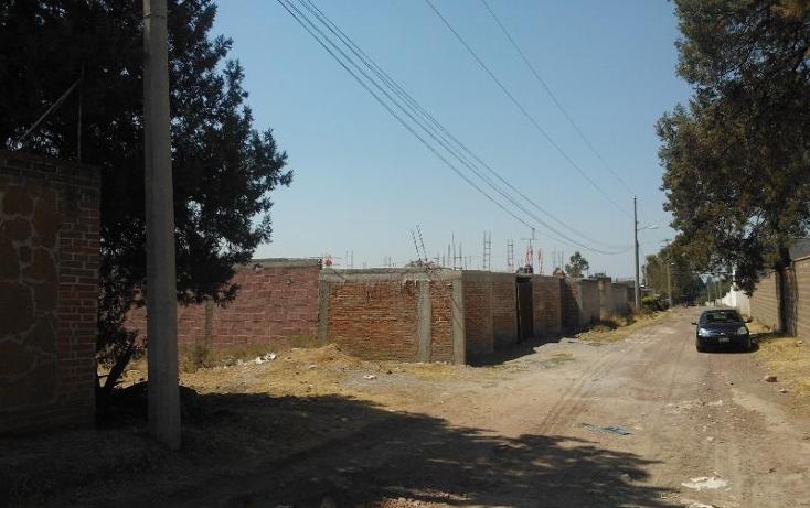 Foto de terreno habitacional en venta en  8, santa anita huiloac, apizaco, tlaxcala, 390729 No. 04
