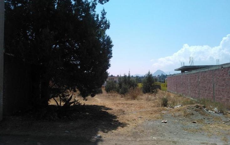 Foto de terreno habitacional en venta en  8, santa anita huiloac, apizaco, tlaxcala, 390729 No. 05