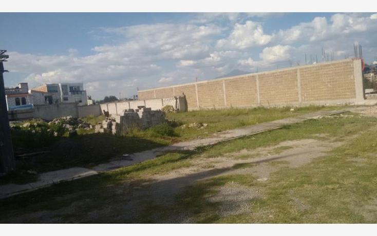 Foto de terreno habitacional en venta en  8, santa cruz buenavista, puebla, puebla, 1076197 No. 01