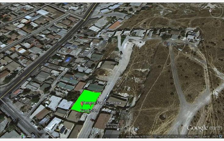 Foto de terreno habitacional en venta en  8, sonora, tijuana, baja california, 1425915 No. 02