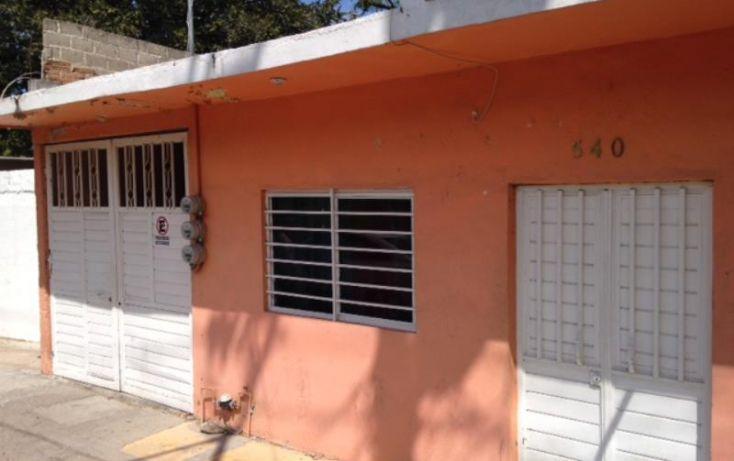 Foto de casa en venta en 8 sur oriente, coquelequixtlan, tuxtla gutiérrez, chiapas, 1667680 no 01