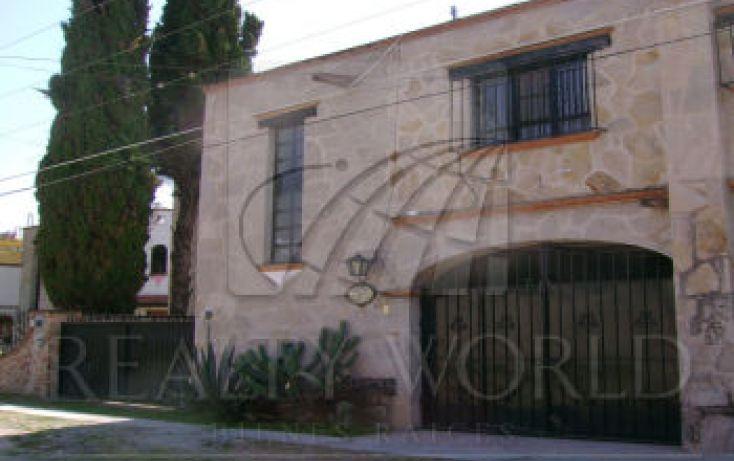 Foto de casa en venta en 8, tequisquiapan centro, tequisquiapan, querétaro, 1829729 no 01