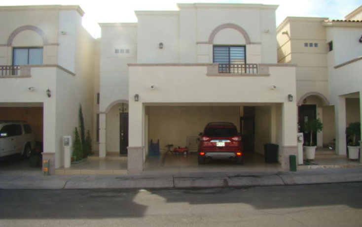 Foto de casa en venta en  8, villa toscana, hermosillo, sonora, 1594968 No. 02
