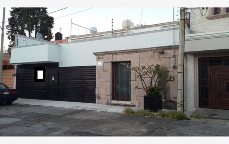 Foto de casa en venta en  80, chapultepec norte, morelia, michoac?n de ocampo, 1606672 No. 01