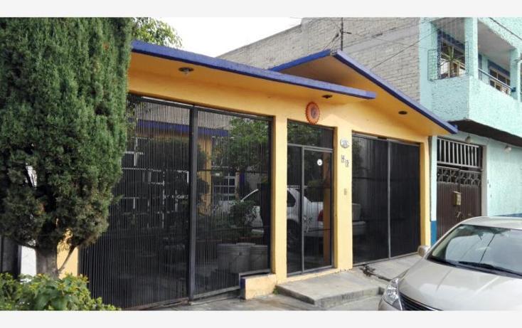 Foto de casa en venta en  80, el edén, iztapalapa, distrito federal, 2753944 No. 01