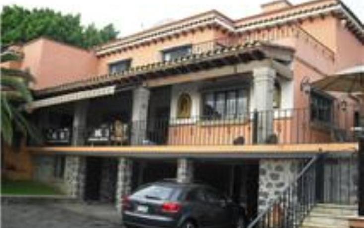 Foto de casa en venta en  80, maravillas, cuernavaca, morelos, 395776 No. 02