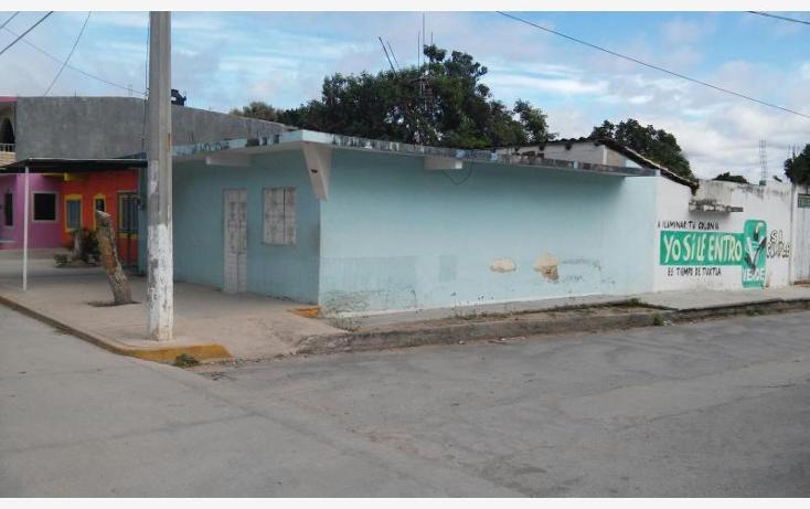 Foto de casa en venta en avenida central norte 80, san josé terán, tuxtla gutiérrez, chiapas, 1543694 No. 01