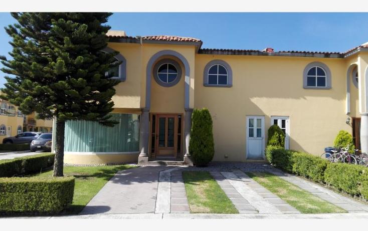 Foto de casa en renta en  800, la providencia, metepec, méxico, 2044738 No. 01