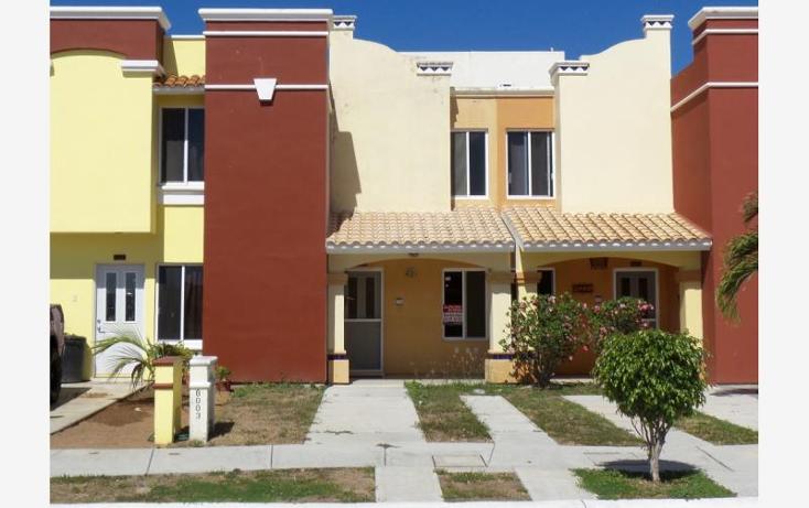 Foto de casa en venta en  8003, villa marina, mazatl?n, sinaloa, 1447489 No. 01