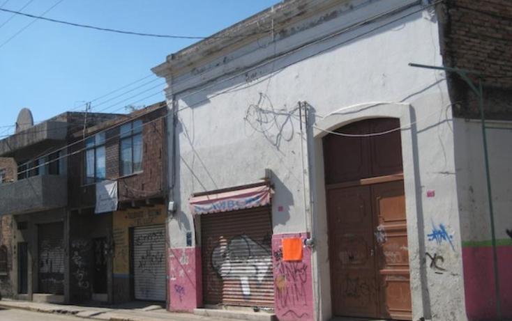 Foto de casa en renta en  803, irapuato centro, irapuato, guanajuato, 388677 No. 01