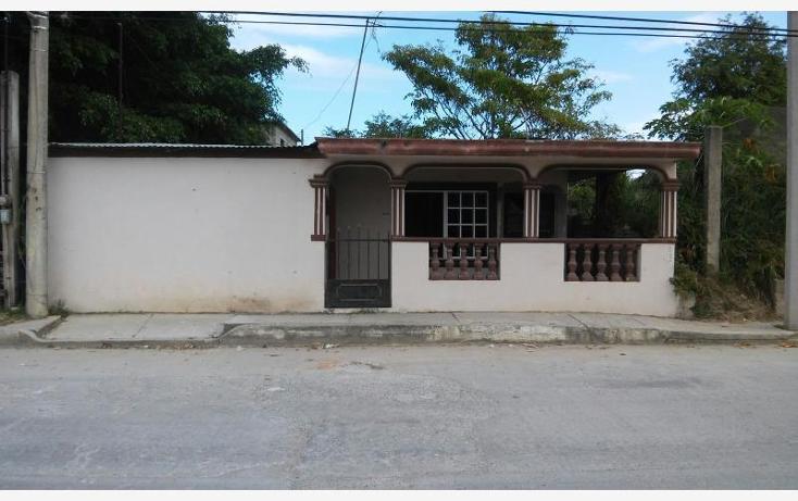 Foto de casa en venta en  803, unidad sat?lite, altamira, tamaulipas, 1465099 No. 01