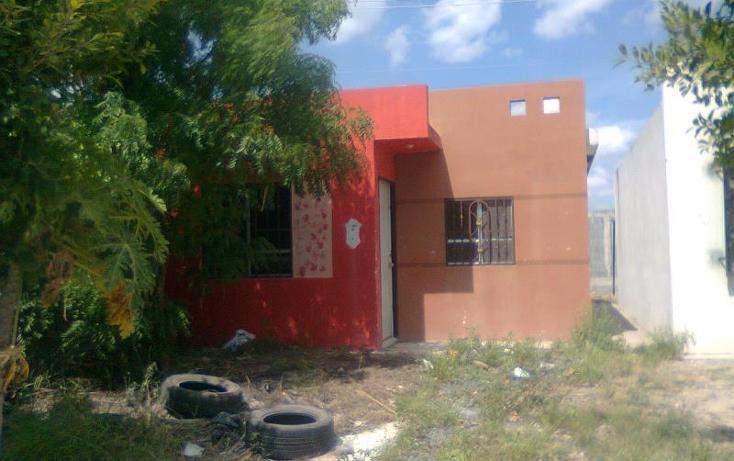 Foto de casa en venta en  805, loma real, reynosa, tamaulipas, 1047481 No. 01