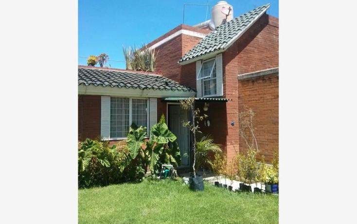 Foto de casa en venta en  806, san diego los sauces, cuautlancingo, puebla, 573340 No. 01