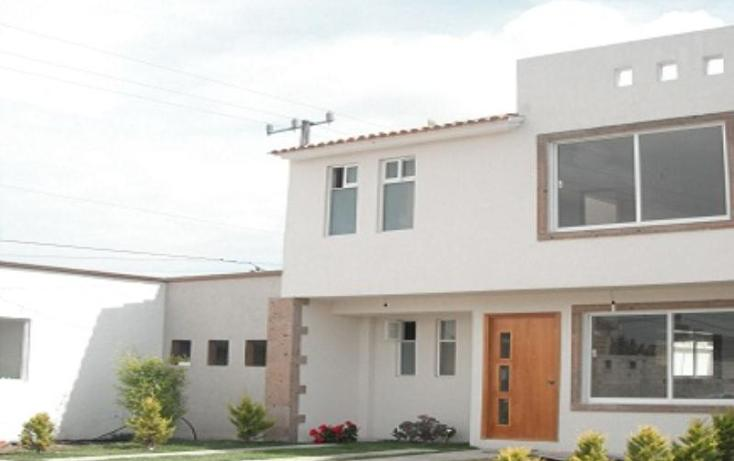 Foto de casa en venta en  807, san mateo, toluca, méxico, 394588 No. 01